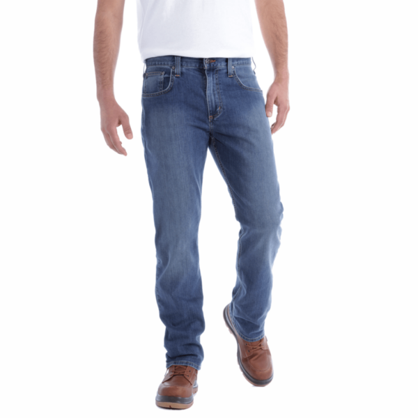 RUGGED FLEX RELAXED STRAIGHT JEAN