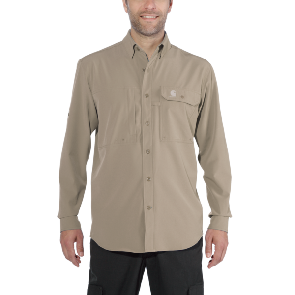 FORCE EXTREMES ANGLER SHIRT L/S