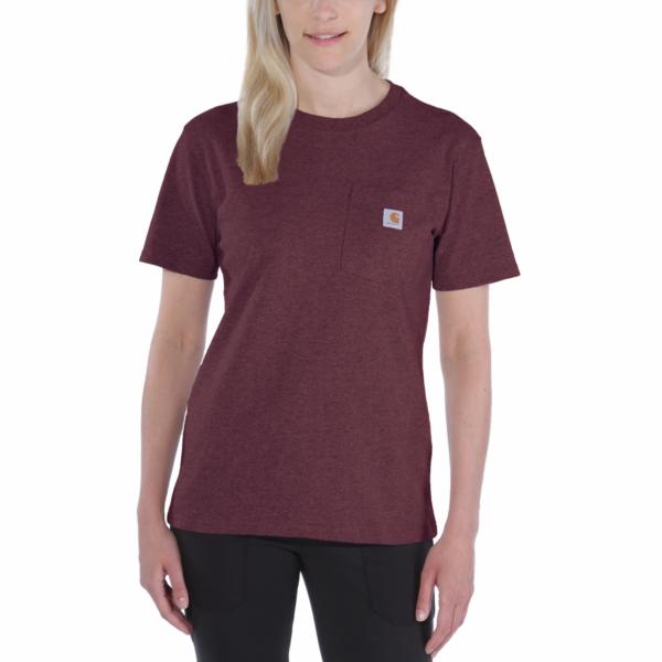 Carhartt - Workwear Pocket S/S T-shirt Kvinde
