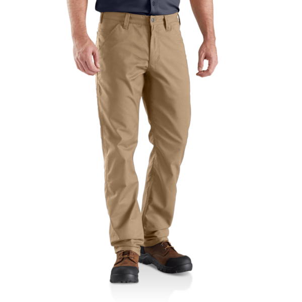 RUGGED STRETCH CANVAS PANT
