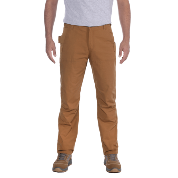 STEEL DOUBLE FRONT PANT