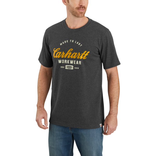 CARHARTT MADE TO LAST S/S T-SHIRT