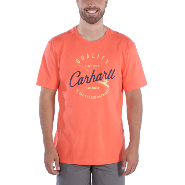 CARHARTT SOUTHERN GRAPHIC T-SHIRT S/S