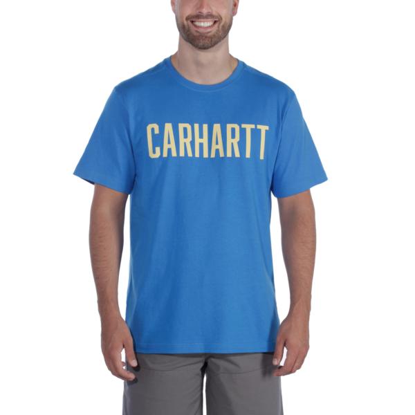 Carhartt - SOUTHERN BLOCK LOGO T-SHIRT S/S