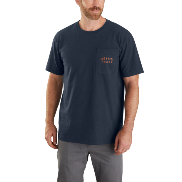 WORKWEAR BACK S/S GRAPHIC T-SHIRT