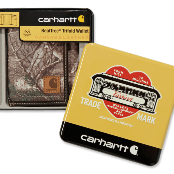 TRIFOLD REALTREE WALLET