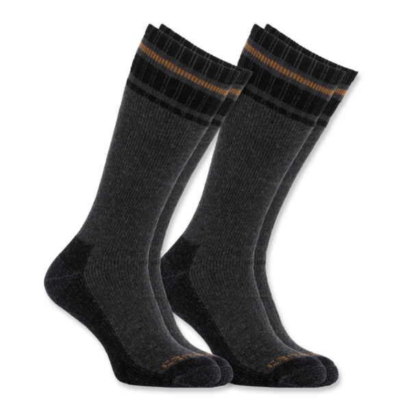 COLD WEATHER THERMAL SOCK 2-PAIR