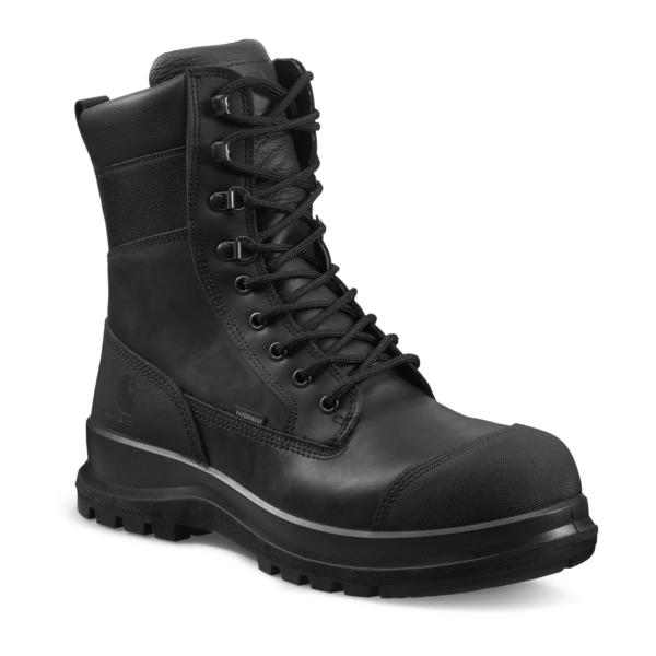 Men's Detroit Rugged Flex Waterproof Insulated S3 High Work Boot