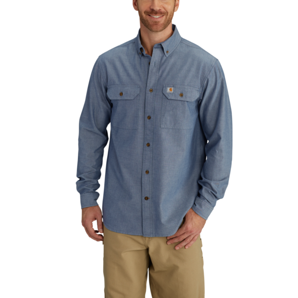 L/S FORT SOLID SHIRT