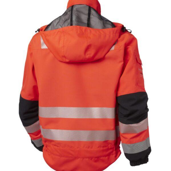 Extreme Access Jacket - Hi-Vis Red/Black