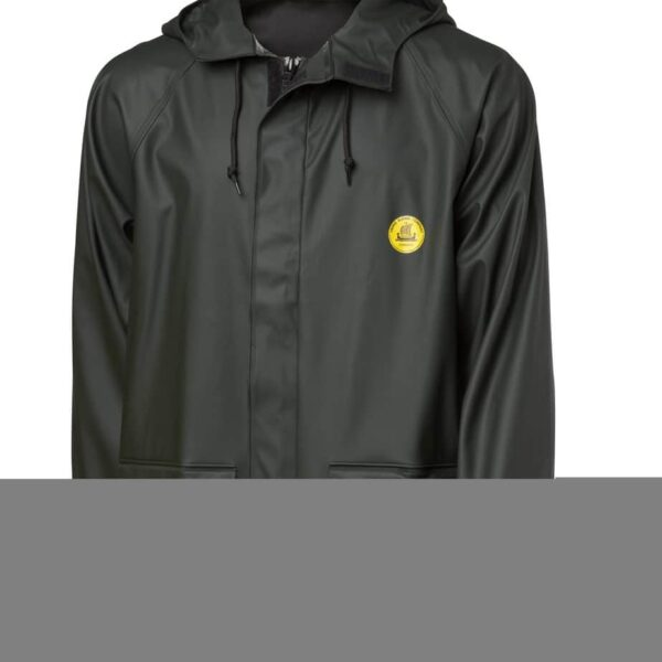 Flex Rain Jacket w/Pockets