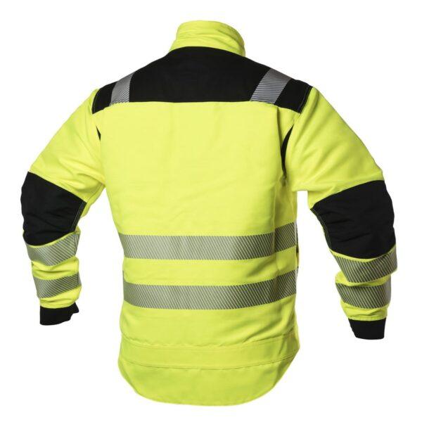 EVOSAFE Work jacket - Hi-Vis