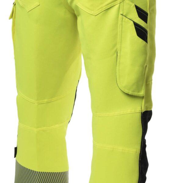 EVOSAFE Safety trouser - Hi-Vis