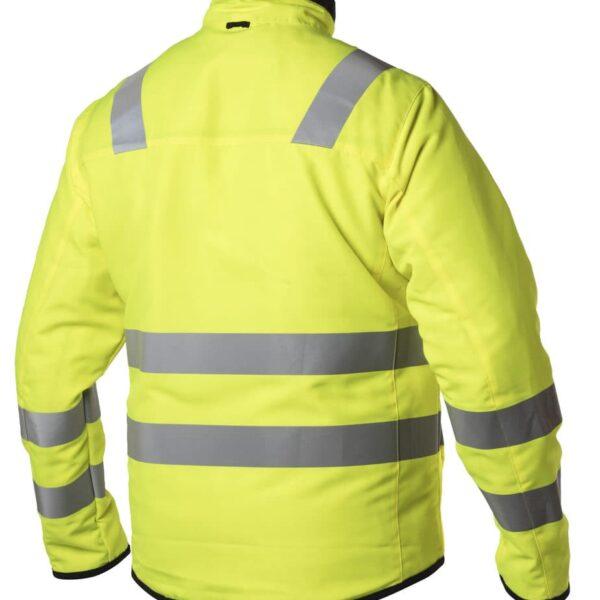 EVOSAFE Vendbar Zip In Jacket - Hi-Vis