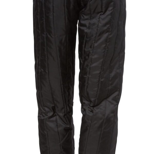 Thermal trouser w/Elastic, Black