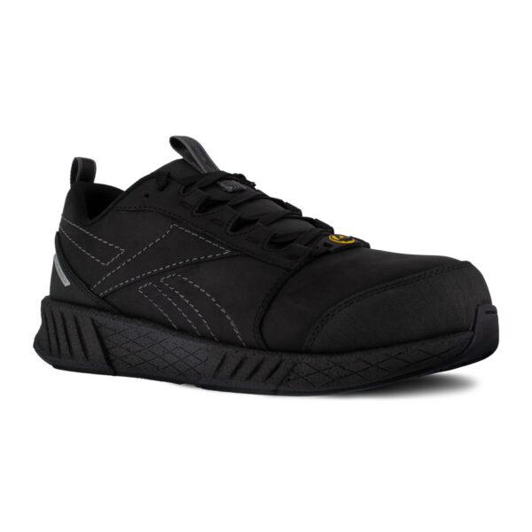 Fusion Athletic Black S3/ESD