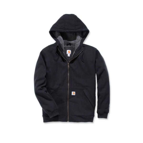 SHERPA LINED MIDWEIGHT ZIP