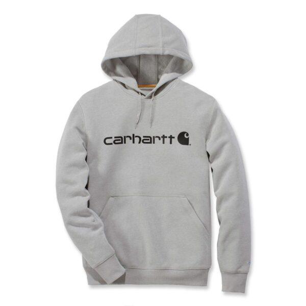 CARHARTT DELMONT GRAPHIC HOODED SWEATSHIRT