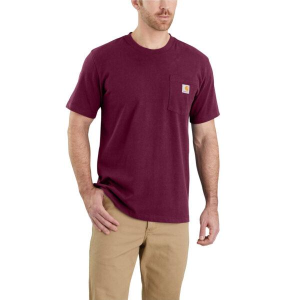 Carhartt - Workwear Pocket S/S T-shirt Herre