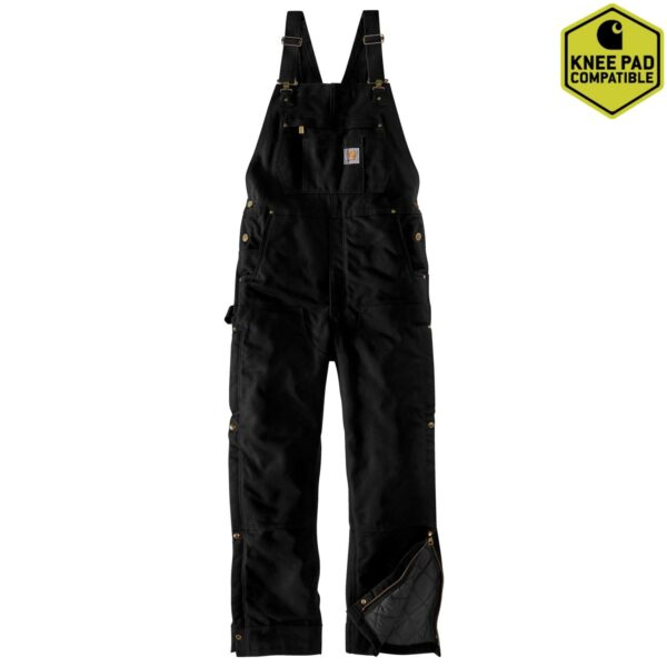 FIRM DUCK INSULATED BIB OVERALL