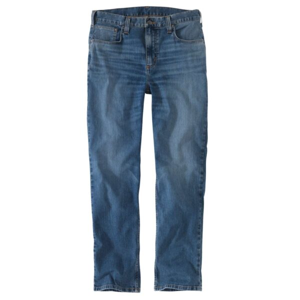 RUGGED FLEX RELAXED FIT TAPERED JEAN